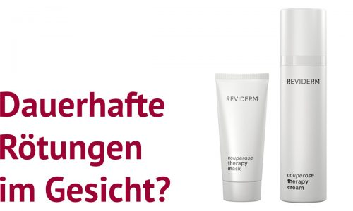 Couperose Behandlung bei kb cosmetics Hannover